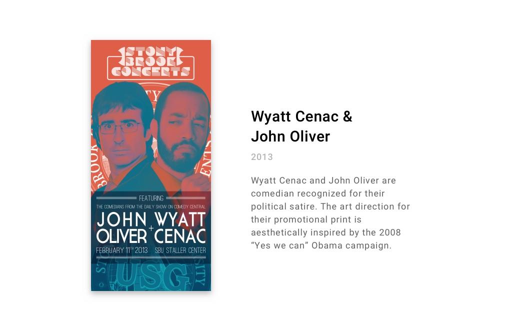 Stony Brook Concerts: Wyatt Cenac & John Oliver