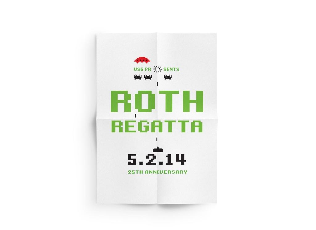 Roth Regatta Branding