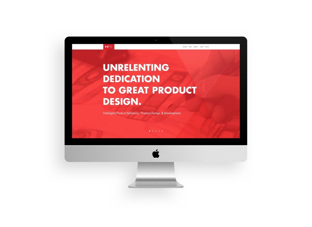 Intelligent Product Solutions Digital Rebrand