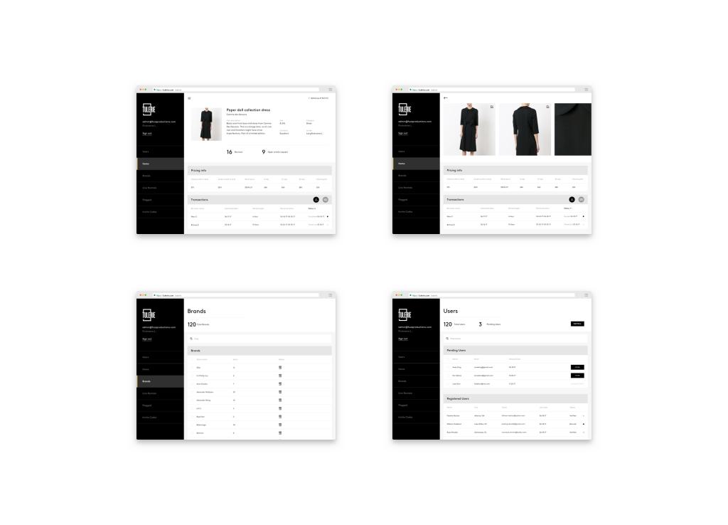 Tulerie: Content Management System