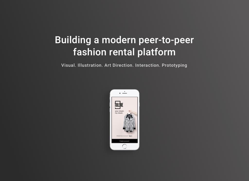 Building a modern peer-to-peer fashion rental platform
