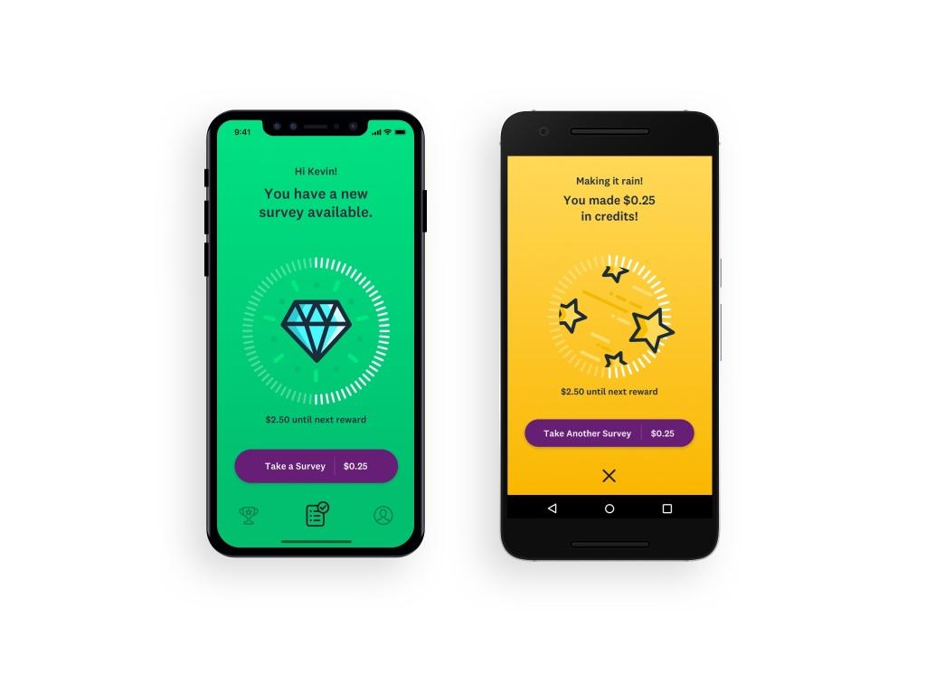 Survey Monkey Rewards App
